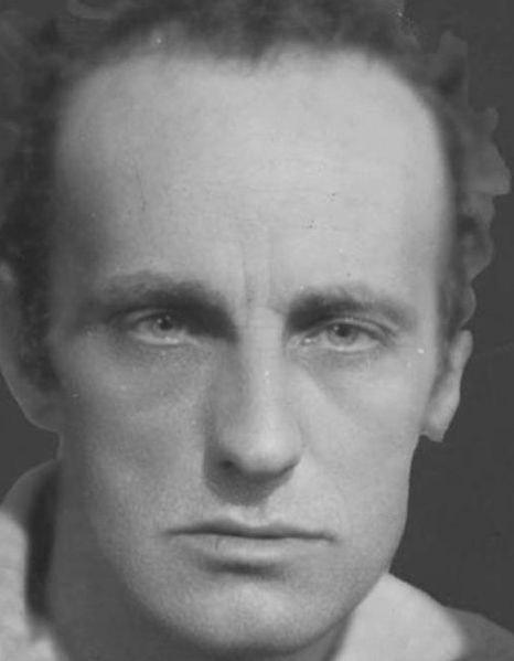 В. М. Стржеминский. 1932.